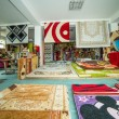 Rolled Rugs Inside A Rug Store — Stock Photo #38024643
