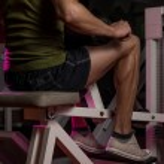 Постер, плакат: Sporty Legs Calf