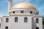 Mosque Omer Ibn El-Hattab — Stock Photo