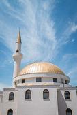 Mosque Omer Ibn El-Hattab — Stock Photo