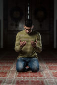 Muslim At Mosque — Stockfoto