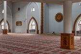 Mosque Istiqlal In Sarajevo Interior — Foto Stock