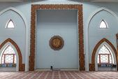 мечеть истикляль в сараево интерьер — Стоковое фото