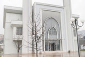 Mosque Istiqlal In Sarajevo Bosnia and Herzegovina — ストック写真