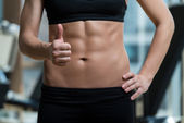 Diet And Fitness Concept — Stock Photo