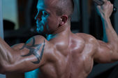 Back Exercise — Stock Photo