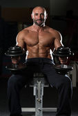 Portrait Of A Physically Fit Mature Man — 图库照片