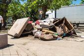 Flood In 2014 Maglaj - Bosnia And Herzegovina — Stock Photo