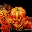 Thanksgiving composition — Stock Photo #33017133