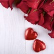 Red roses — Stock Photo #39068863