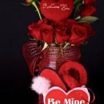 Valentine's Day decorations — Stock Photo #39482151
