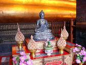 Ofrendas a Buda — Stock Photo