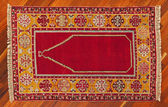 Turkish carpet — Stock Photo