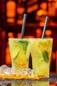Orange cocktail — Stockfoto