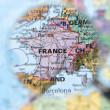 Destination france — Stock Photo