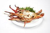 Lobster grill — Stockfoto