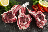 Foto di carne — Foto Stock