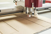 Laser cutting machine — Photo