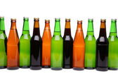 A lot of different bottlenecks — Stock Photo