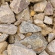 Background made a lot of stones — Stockfoto
