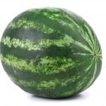 Big green water melon — Stock Photo #28276251