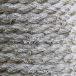 Hemp rope texture. — Foto Stock