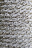 Hemp rope texture. — Stockfoto