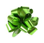 Zelené balení kapela izolované na bílém — Stock fotografie