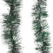 Tinsel. Christmas decoration. — Stockfoto