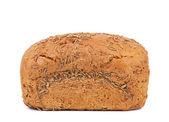 Rye bread with caraway seed — Stock Photo