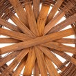 Background of bottom wicker basket. — Stock Photo #30848431