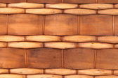 Background of wickerwork. Close up. — Stock Photo
