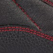 Background of leather stitches detail. — Stock Photo