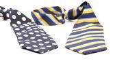 Two elegant ties. — Stock Photo