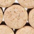 Background of corks — Stock Photo