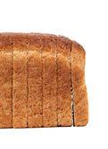Çavdar ekmeği izole — Stok fotoğraf