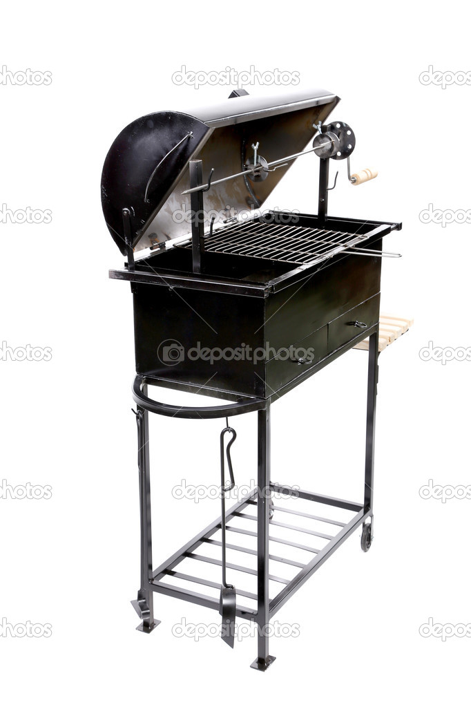 weber grill how to turn on