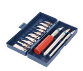 Set of Craft Knifes. — Foto de Stock