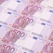 Five hundreds euro banknotes — Stock Photo #34081691