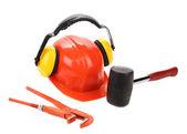 Varios working equipment. — Stock Photo