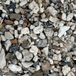 Small stones and pebble — Stock Photo
