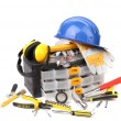 Various working equipment. — Stock Photo