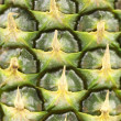 Background of pineapple skin. Macro. — Stock Photo