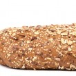 Stock Photo: Bread made from whole grain