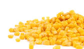 Some corn kernels. — Stock Photo
