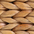 Wicker Basket texture — Stock Photo