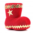 Christmas gift red boot. — Stock Photo #36765611
