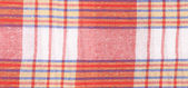Red texture with stripes. Close up. — Stock Photo