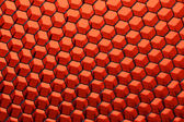Close up of black net. — Stock Photo