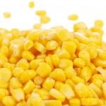 Tasty yellow grains of corn. — Stock Photo